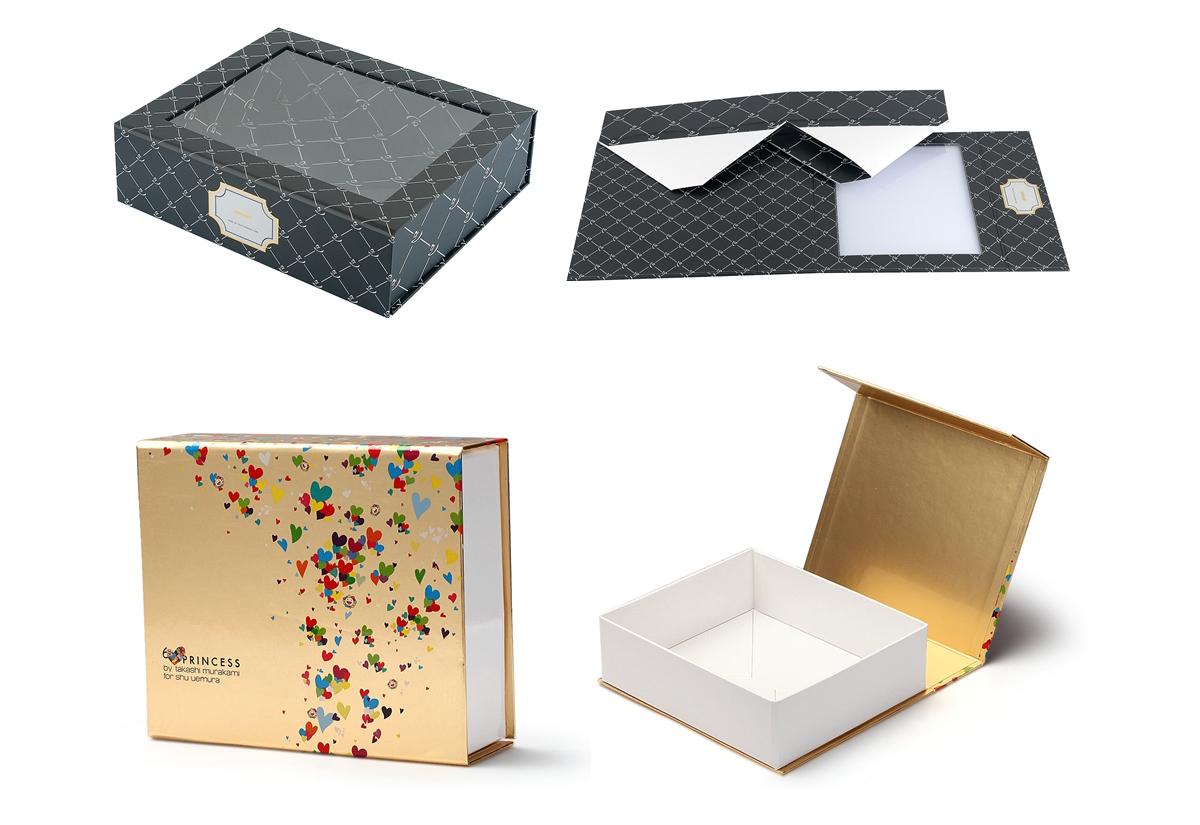 Luxury Rigid Boxes