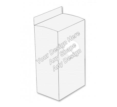 Diecut - Five Panel Hanger Boxes